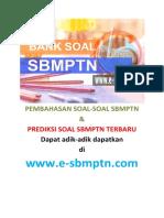 Soal Tkpa Sbmptn 2015