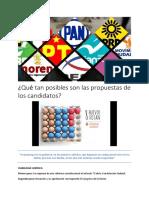 ¿Qué tan posibles son las propuestas de los candidatos_ (1)