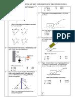 F4Physics Test2(2016)