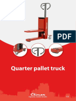 QuarterPalletTruck BROC en 31413600