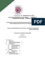 Perfil de Entrega Luis Chavez