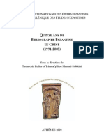 36341504 Byzantine Bibliography 2008