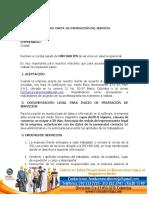 Carta de Instruccion Del Servicio 2018 (1)