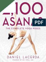 2100 Asanas the Complete Yoga Poses Daniel Lacerda