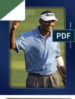 PGA Tour 2009 Media Guide Player Biographies