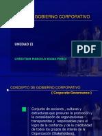 UNIDAD 2 - Gobierno Corporativo