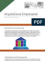 Sesion 12 03nov2017 Arquitectura Empresarial