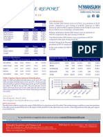 Derivative strategy advisory note by Mansukh for 6 Oct