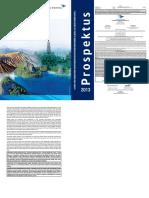 Prospektus Obligasi Berkelanjutan I Garuda Indonesia Tahap I Tahun 2013 Kuning