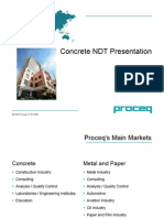 Concrete NDT Seminar