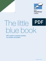 The Little Blue Book - NPC - Feb 2010