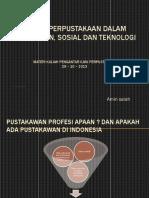 C. Fungsi Perpustakaan Dalam Pendidikan, Sosial Dan Teknologi