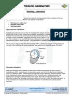 Technical Information Sheet Bushings Lubrication ENB 04 0653