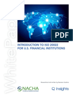 NACHA Intro to ISO20022 WhitePaper