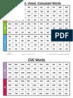 cvc-words