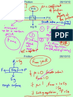 Mechanics 1 Friction 061010