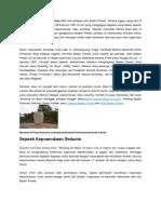 Sejarah Kepramukaan Di Dunia