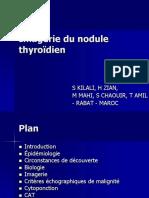 Imagerie Du Nodule Thyroidien