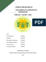 Laporan Cream
