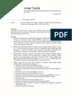 BKI Informasi Teknik Peraturan Menteri Perhubungan Republik Lndonesia Tentang Pencegahan Pencemaran Lingkungan Maritim , PM 29 Tahun 2014 (2016)