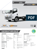Manual Camion Npr-816 Chevrolet