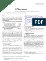 Astm E10-12 Standard Test Method For