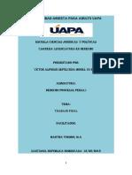 Trabajo Final Derecho Procesal Penal v.S