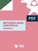 Unidade3 PDF Metodologia Científica