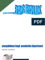 Leaflet Dan Lembar Balik Hipertensi Uni