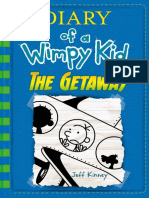 Jeff Kinney - Diary of a Wimpy Kid 12 the Getaway