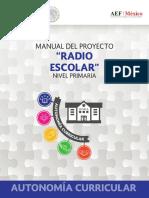 Proyecto Radio-escolar Primaria Alta v0