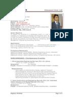 Civil engineering phd resume