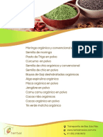 Lista Superfoods