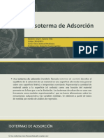 Isoterma de Freundich.pptx