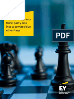 EY How to Transform Your Third Party Risk Into a Competitive Advantage