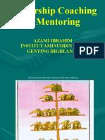 Mentoring & Coaching Strategies