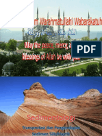 2. Sedimentologi - Transport Dan Pengendapan Sedimen Silisiklastik