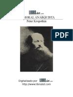 La moral anarquista - Pedro Kropotkin.doc