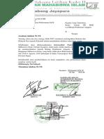 Surat Untuk PA PB HMI1