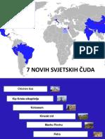 7 Novih Svjetskih Čuda