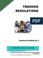 TR - Technical Drafting NC II.doc