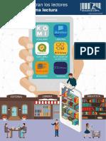 Dosdoce Infografia Como Encuentran Lectores Proximas Lecturas