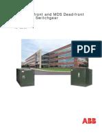 ABB Padmount Switchgear Brochure Rev B