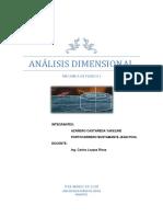 Grupo 6 - Analisis Dimensional