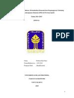 Analisis Pengaruh Kemiskinan, Pertumbuhan Ekonomi Dan Pengangguran Terhadap Indeks Pembangunan Manusia (IPM) Di Provinsi Jambi