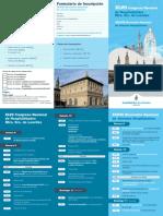 Programa Congreso Lourdes