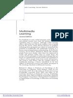 Multimedia Learning Mayer 2009 (2)