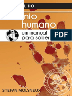 MANUAL DO DOMÍNIO HUMANO