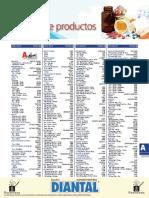 Precios MXs 2