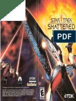 Star Trek Shattered Universe - 2004 - TDK Mediactive